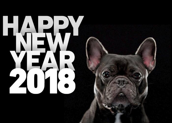 HAPPY NEW YEAR 2018 – Qlip Co., Ltd