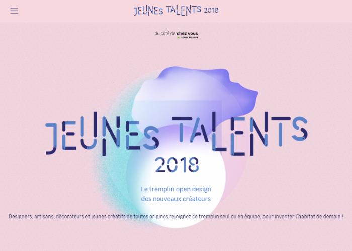 Jeunes Talents 2018