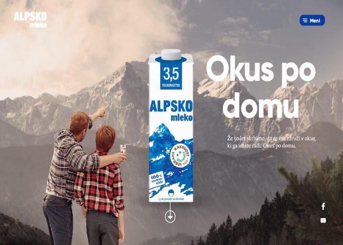 Alpsko Mleko