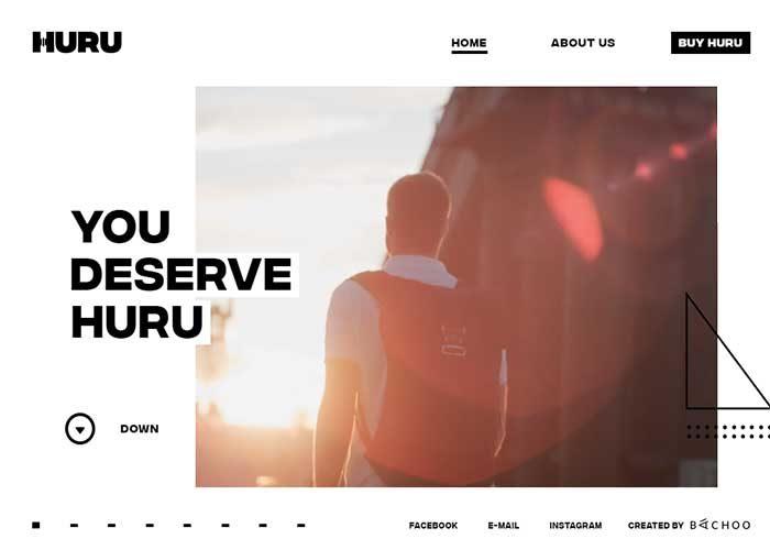 HURU-Backpack